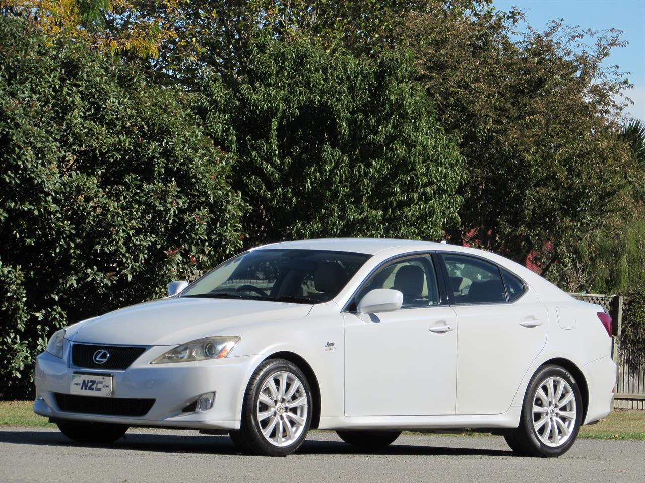 image-2, 2007 Lexus IS 250 at Christchurch