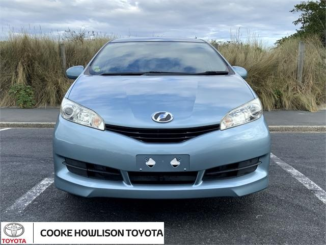 image-1, 2011 Toyota Wish 1.8 Petrol X 5 dr Wagon CVT 2WD at Dunedin