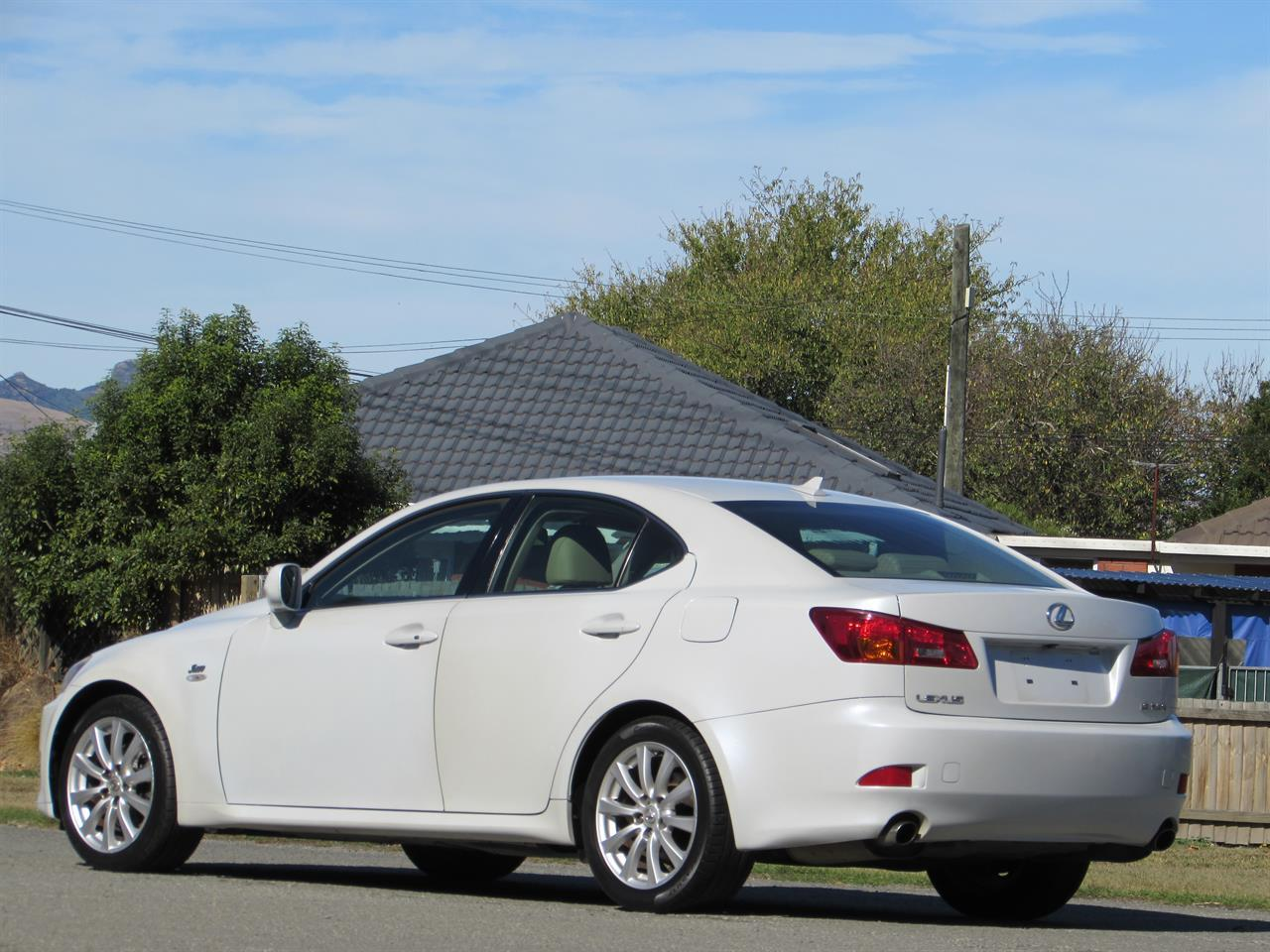 image-3, 2007 Lexus IS 250 at Christchurch