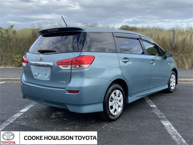 image-6, 2011 Toyota Wish 1.8 Petrol X 5 dr Wagon CVT 2WD at Dunedin