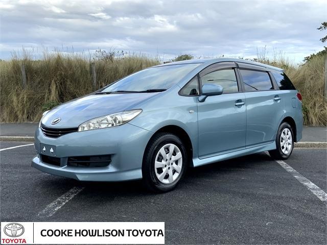 image-2, 2011 Toyota Wish 1.8 Petrol X 5 dr Wagon CVT 2WD at Dunedin