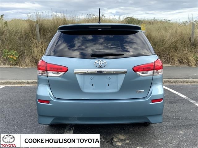 image-4, 2011 Toyota Wish 1.8 Petrol X 5 dr Wagon CVT 2WD at Dunedin