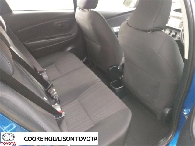 image-11, 2016 Toyota Yaris GX Hatchback at Dunedin