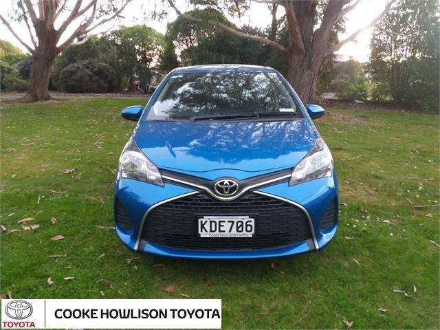image-1, 2016 Toyota Yaris GX Hatchback at Dunedin