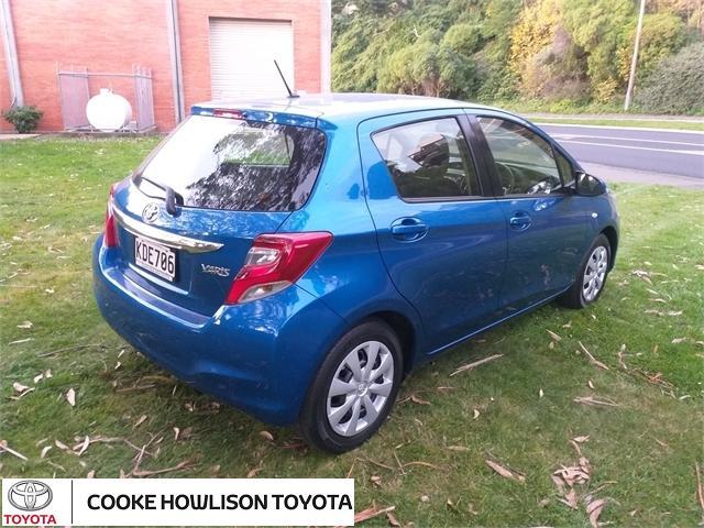 image-5, 2016 Toyota Yaris GX Hatchback at Dunedin