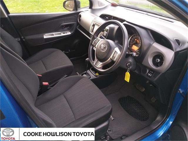 image-14, 2016 Toyota Yaris GX Hatchback at Dunedin