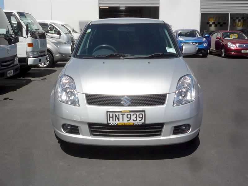 image-8, 2005 Suzuki Swift XS 4WD at Dunedin