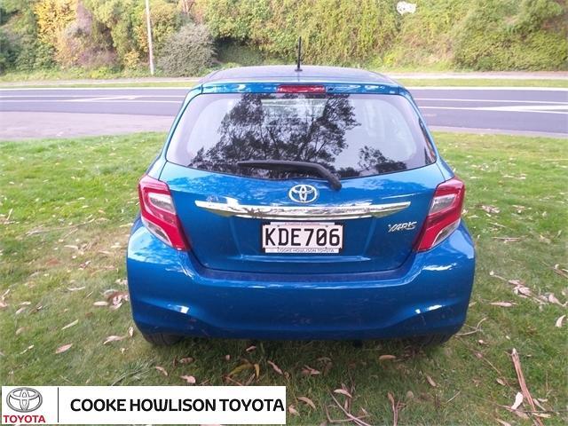 image-4, 2016 Toyota Yaris GX Hatchback at Dunedin
