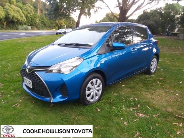 image-2, 2016 Toyota Yaris GX Hatchback at Dunedin