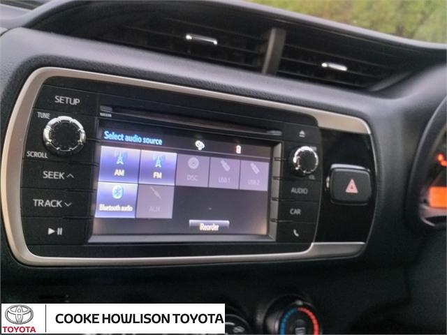 image-15, 2016 Toyota Yaris GX Hatchback at Dunedin