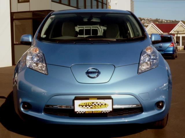 image-10, 2011 Nissan Leaf 24X (SOH 74.31%) at Dunedin