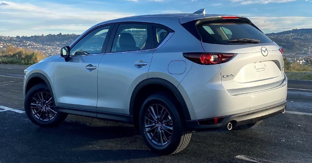 image-2, 2021 Mazda CX-5 CX5 FWD 2.0 GLX 6AT Pet at Dunedin