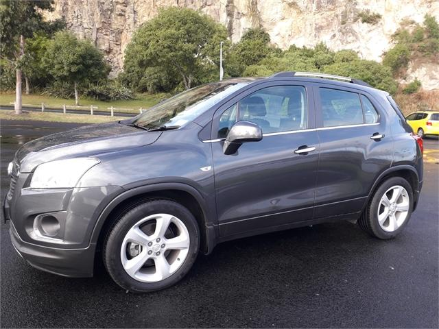 image-7, 2017 Holden Trax LTZ SUV 1.4L Turbo Auto at Dunedin