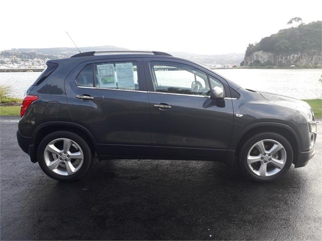 image-2, 2017 Holden Trax LTZ SUV 1.4L Turbo Auto at Dunedin