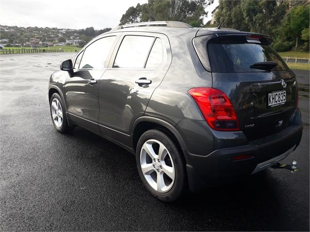 image-5, 2017 Holden Trax LTZ SUV 1.4L Turbo Auto at Dunedin