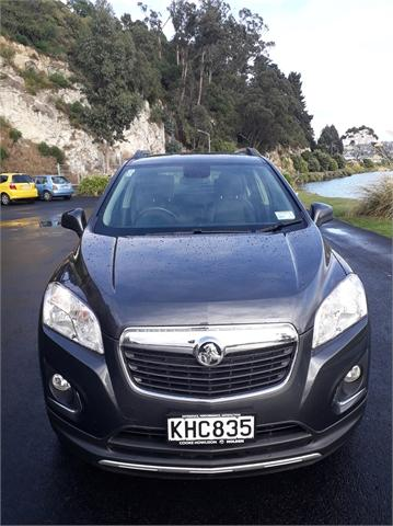 image-1, 2017 Holden Trax LTZ SUV 1.4L Turbo Auto at Dunedin