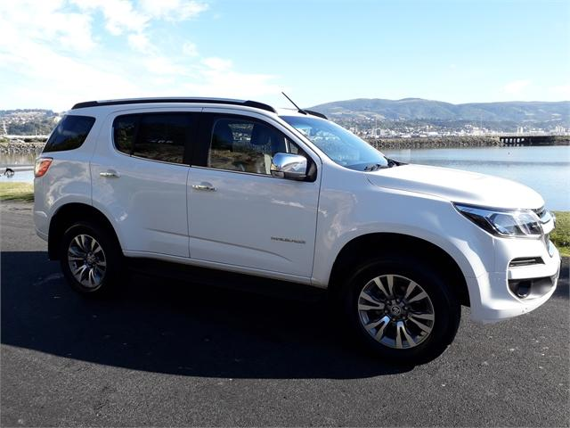 2018 Holden Trailblazer Ltz 2 8lt Turbo Diesel Aut For Sale In Dunedin