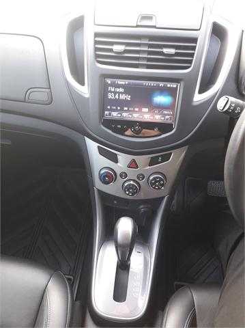 image-11, 2017 Holden Trax LTZ SUV 1.4L Turbo Auto at Dunedin