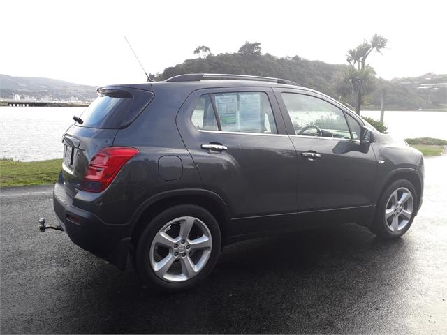 image-3, 2017 Holden Trax LTZ SUV 1.4L Turbo Auto at Dunedin