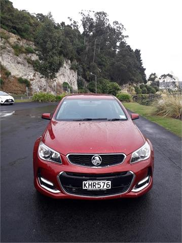 image-1, 2017 Holden Commodore SV6 Sedan 3.6L V6 Auto at Dunedin