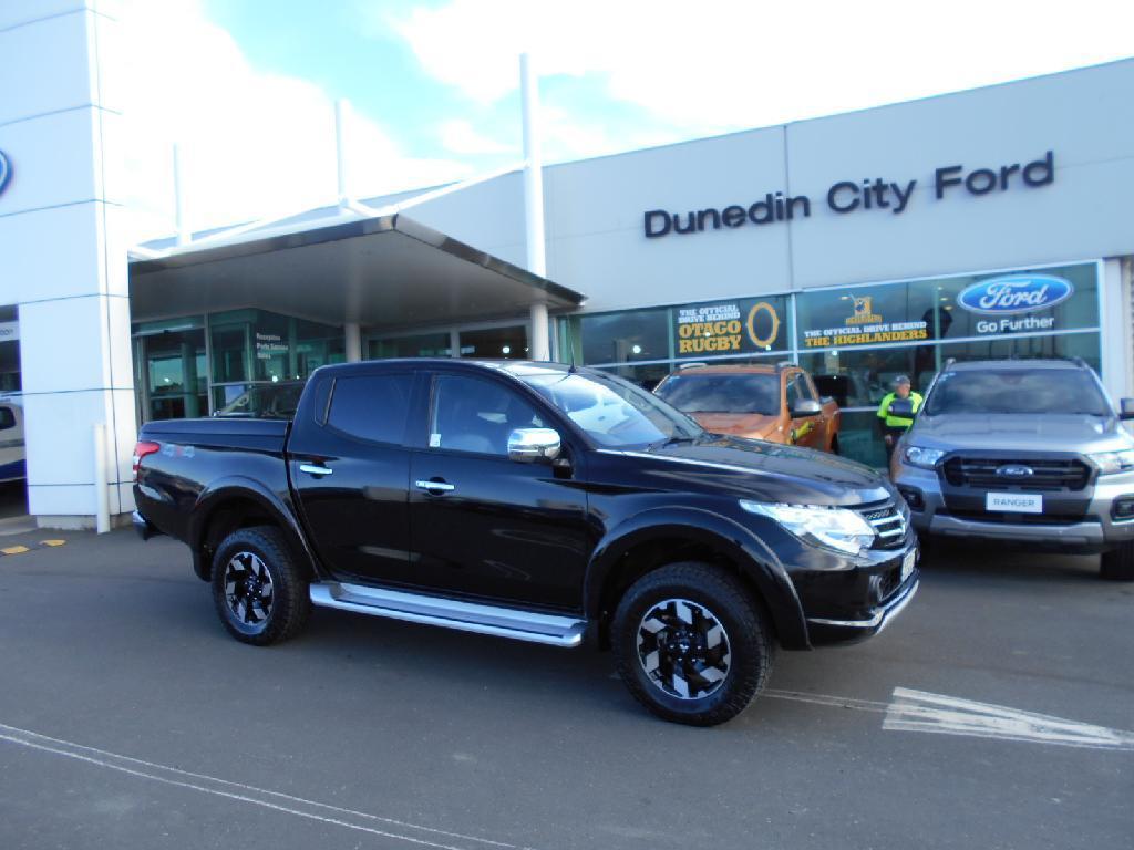 2018 Mitsubishi Triton DC VRX 4WD 5AT 2 4D for sale in Dunedin