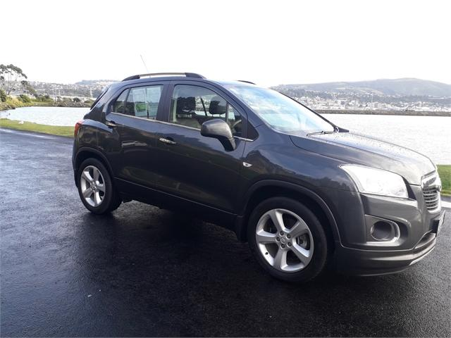 image-0, 2017 Holden Trax LTZ SUV 1.4L Turbo Auto at Dunedin