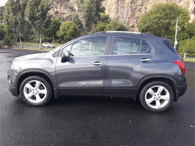 image-6, 2017 Holden Trax LTZ SUV 1.4L Turbo Auto at Dunedin