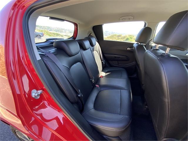 image-17, 2017 Holden Barina LT Hatch 1.6L Auto at Dunedin
