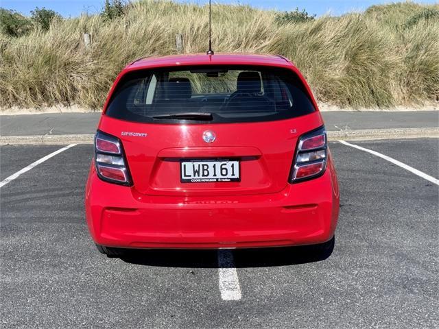 image-5, 2017 Holden Barina LT Hatch 1.6L Auto at Dunedin