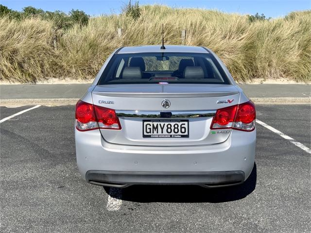 image-3, 2012 Holden Cruze II SRI V 1.4iTi 4 Door Auto at Dunedin
