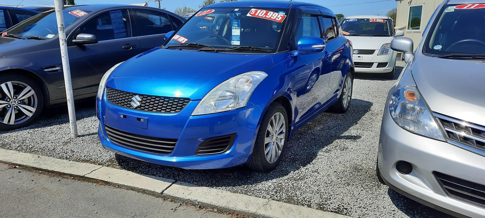 image-0, '11 Suzuki Swift at Timaru