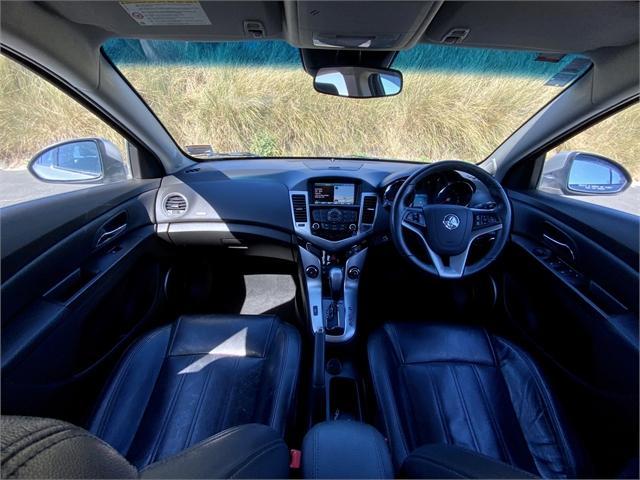 image-17, 2012 Holden Cruze II SRI V 1.4iTi 4 Door Auto at Dunedin