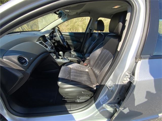 image-14, 2012 Holden Cruze II SRI V 1.4iTi 4 Door Auto at Dunedin