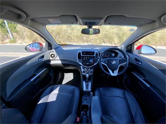 image-16, 2017 Holden Barina LT Hatch 1.6L Auto at Dunedin