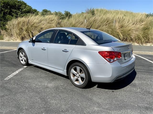 image-4, 2012 Holden Cruze II SRI V 1.4iTi 4 Door Auto at Dunedin