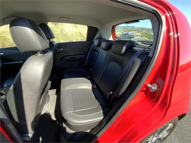 image-14, 2017 Holden Barina LT Hatch 1.6L Auto at Dunedin