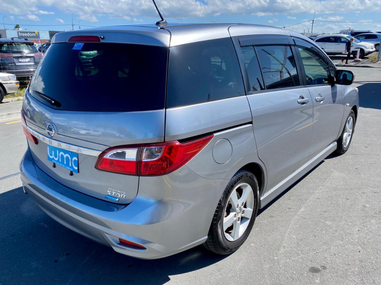 image-6, 2011 Nissan Lafesta Highway Star 7 Seater at Christchurch