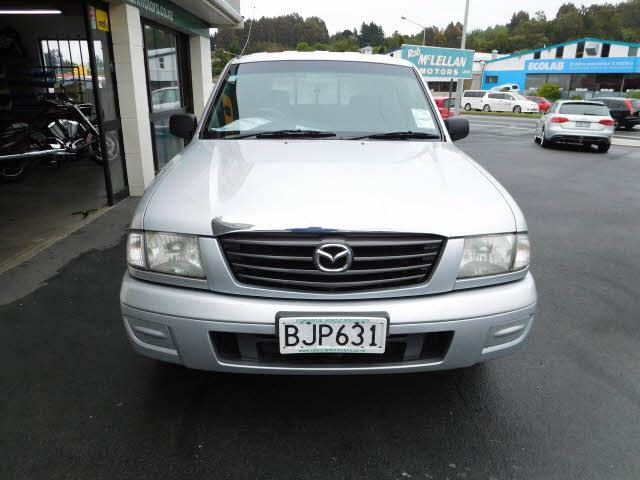 image-1, 2003 Mazda BOUNTY D/CAB at Dunedin