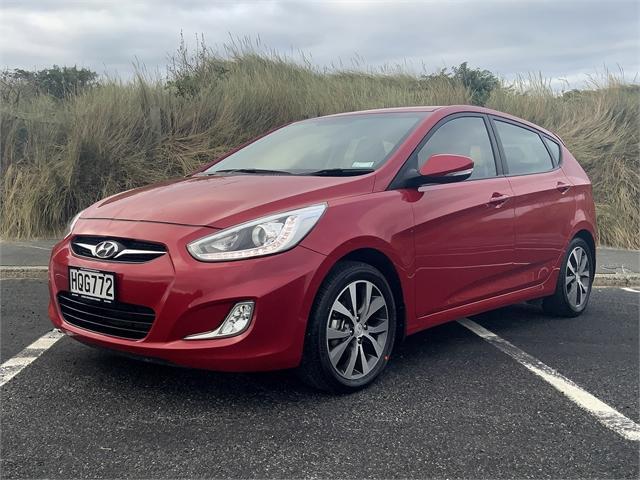 image-2, 2014 Hyundai Accent Hyundai Accent 1.6 5D A4 Elite at Dunedin