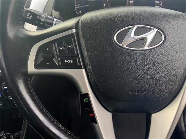 image-11, 2014 Hyundai Accent Hyundai Accent 1.6 5D A4 Elite at Dunedin