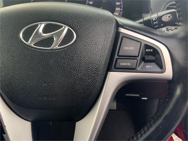 image-12, 2014 Hyundai Accent Hyundai Accent 1.6 5D A4 Elite at Dunedin