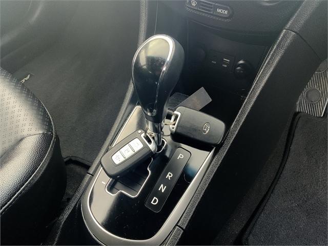 image-15, 2014 Hyundai Accent Hyundai Accent 1.6 5D A4 Elite at Dunedin