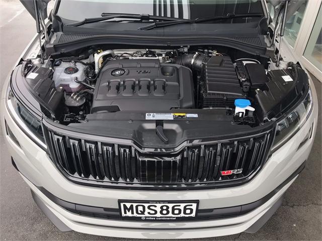 image-11, 2020 SKODA Kodiaq RS 176kW Twin Turbo Diesel 4X4 at Christchurch