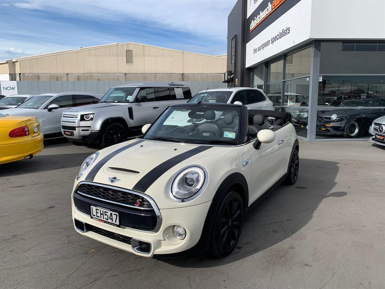 image-2, 2018 Mini Cooper S 2.0T 6 Speed Manual Cabriolet N at Christchurch