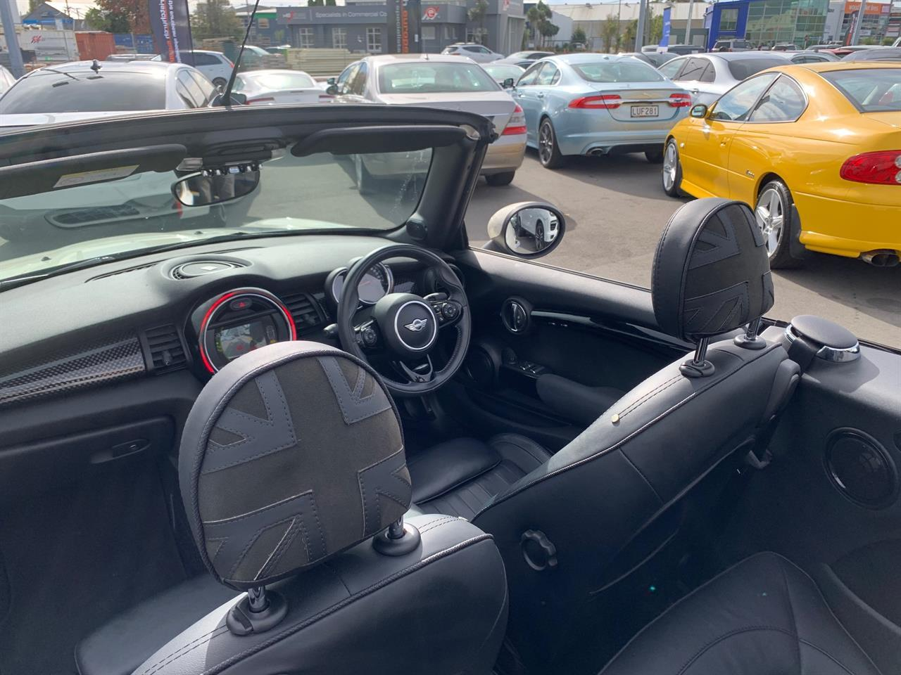 image-7, 2018 Mini Cooper S 2.0T 6 Speed Manual Cabriolet N at Christchurch