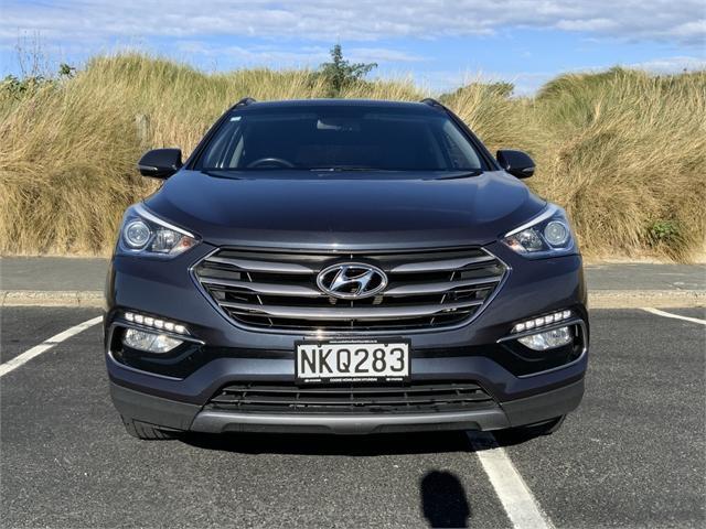 image-1, 2016 Hyundai Santa Fe Hyundai Santa Fe 2.4 PE at Dunedin