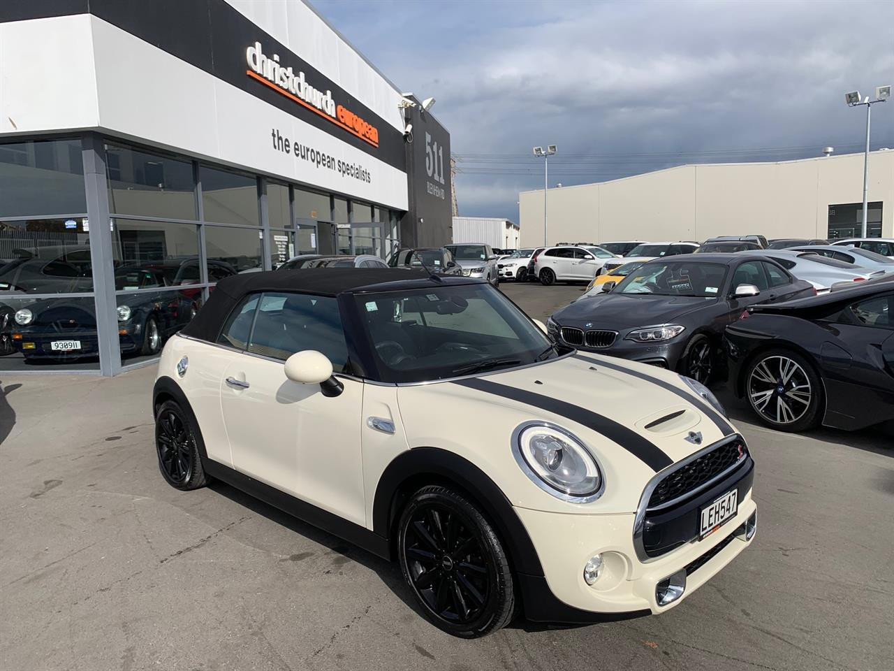 image-9, 2018 Mini Cooper S 2.0T 6 Speed Manual Cabriolet N at Christchurch