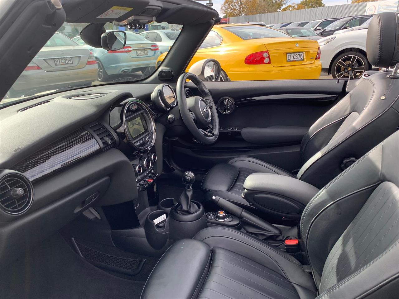 image-5, 2018 Mini Cooper S 2.0T 6 Speed Manual Cabriolet N at Christchurch
