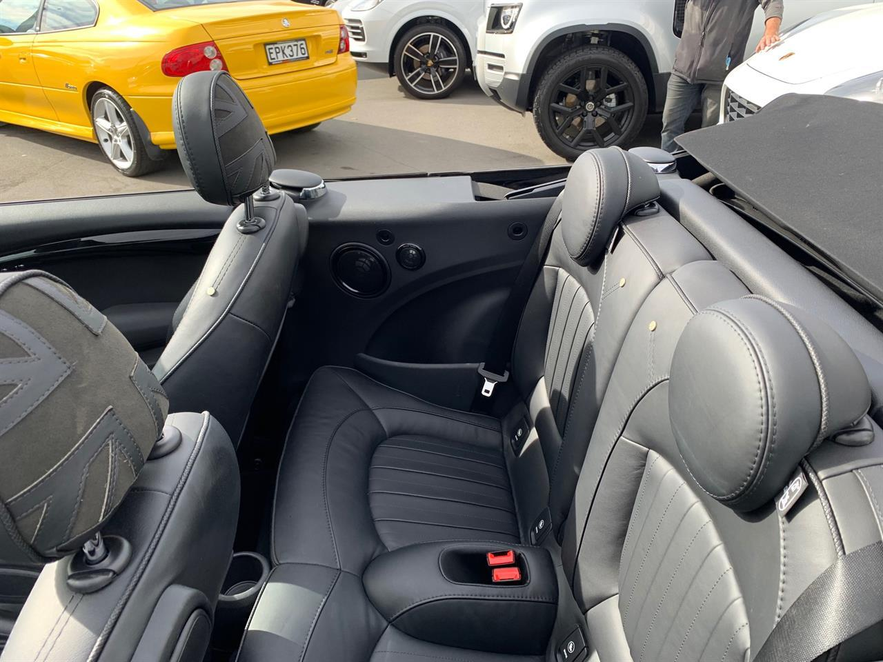 image-6, 2018 Mini Cooper S 2.0T 6 Speed Manual Cabriolet N at Christchurch