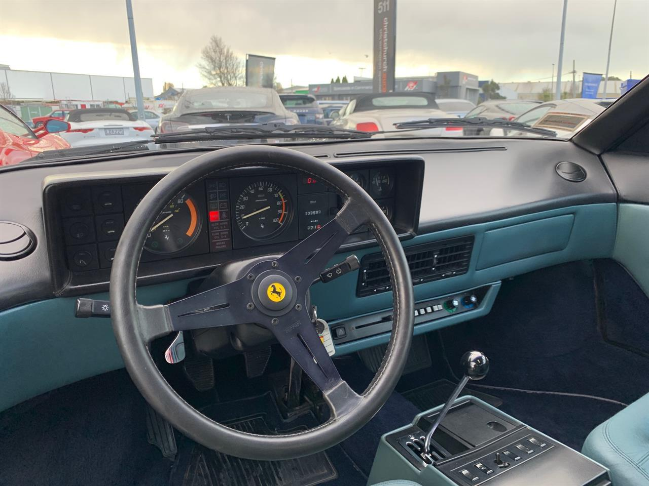 image-8, 1982 Ferrari Mondial 8 4 Seater Coupe at Christchurch